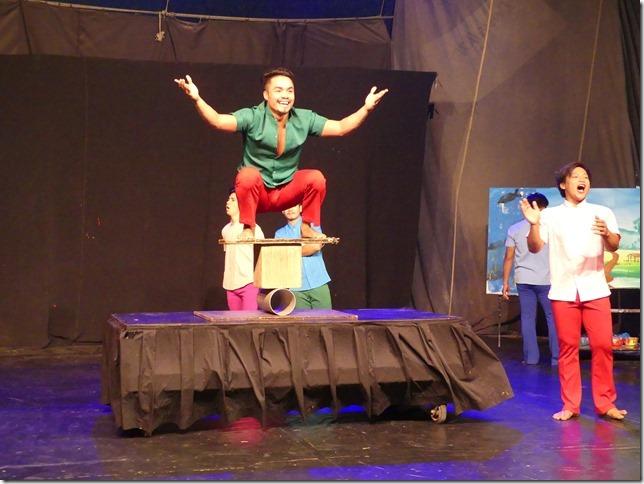 Battambang - école des arts Phare Ponleu Selpak - spectacle (28)