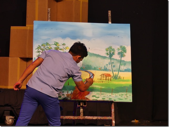 Battambang - école des arts Phare Ponleu Selpak - spectacle (31)