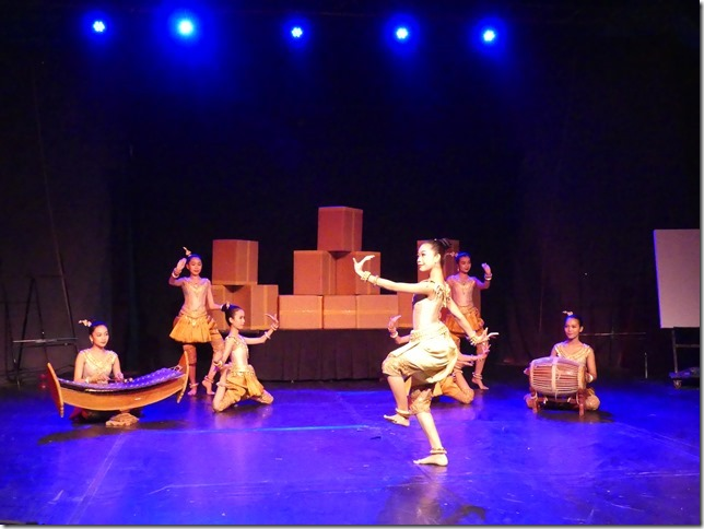 Battambang - école des arts Phare Ponleu Selpak - spectacle (7)