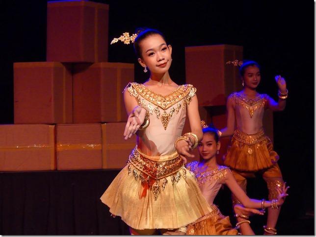 Battambang - école des arts Phare Ponleu Selpak - spectacle (9)