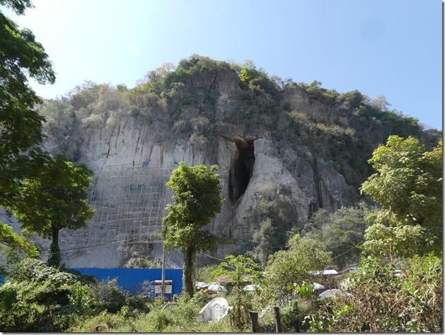 Battambang - Phnom Sampov - grotte aux chauves-souris (34)