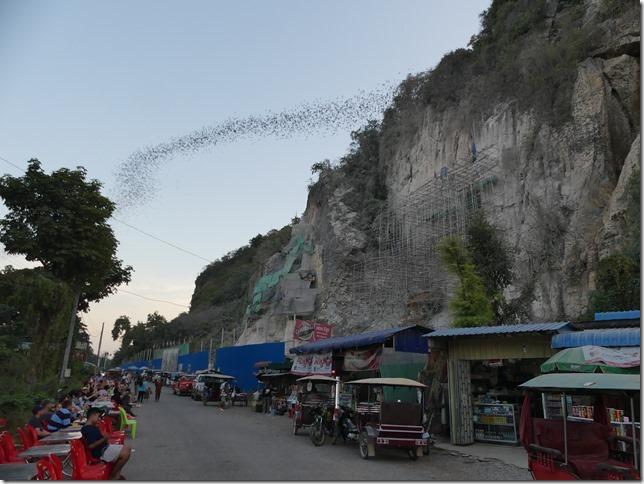 Battambang - Phnom Sampov - grotte aux chauves-souris (63)