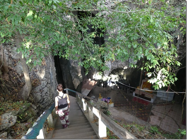 Battambang - Phnom Sampov - killing cave (4)