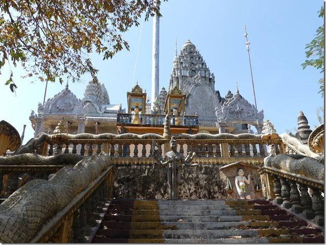 Kompong Cham - Temples aux singes (78)