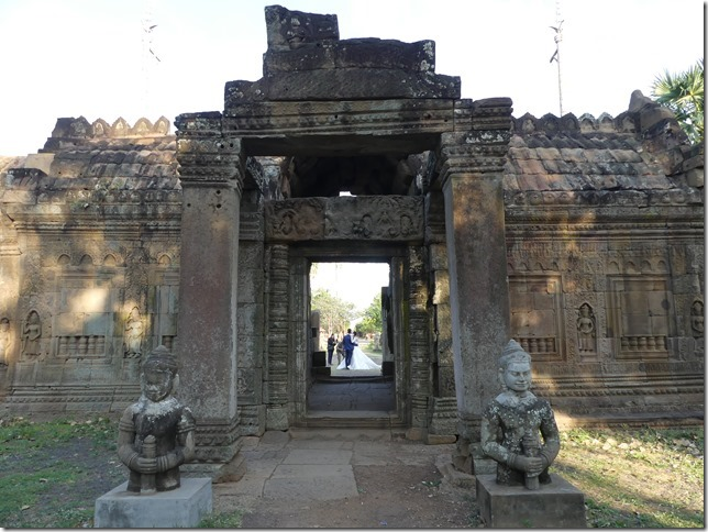 Kompong Cham - Vat Nokor Bachey (11)