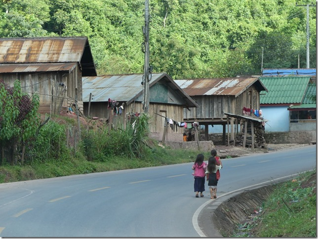 Laos - sur la route (6)