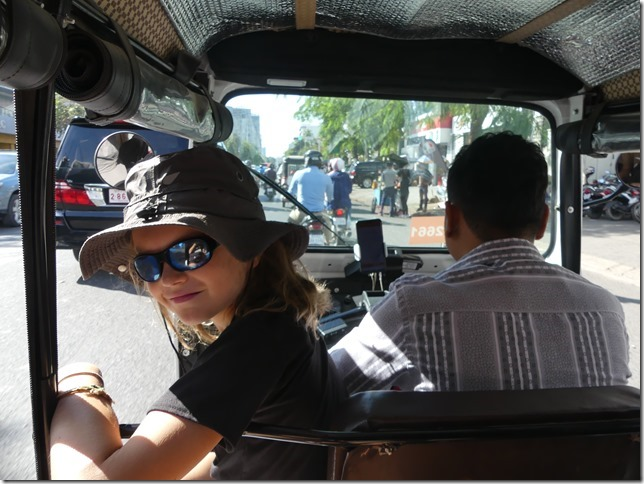 Phnom Penh en tuk-tuk (3)