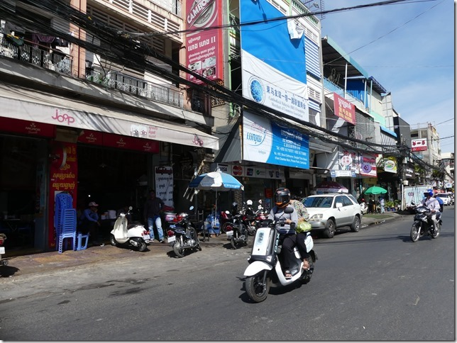 Phnom Penh en tuk-tuk (5)