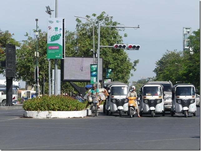 Phnom Penh en tuk-tuk (8)