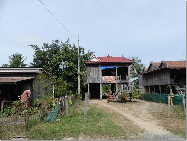 Sur la route - maisons (3)