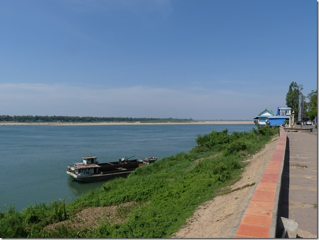 Sur la route- Mékong (1)