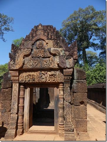 Temples d'Angkor - Banteay Srei (21)