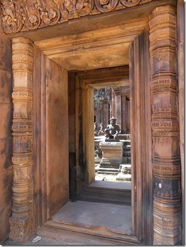 Temples d'Angkor - Banteay Srei (22)