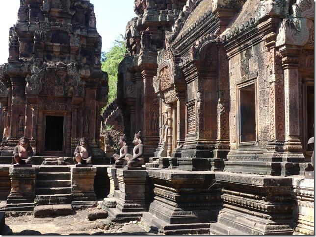 Temples d'Angkor - Banteay Srei (24)