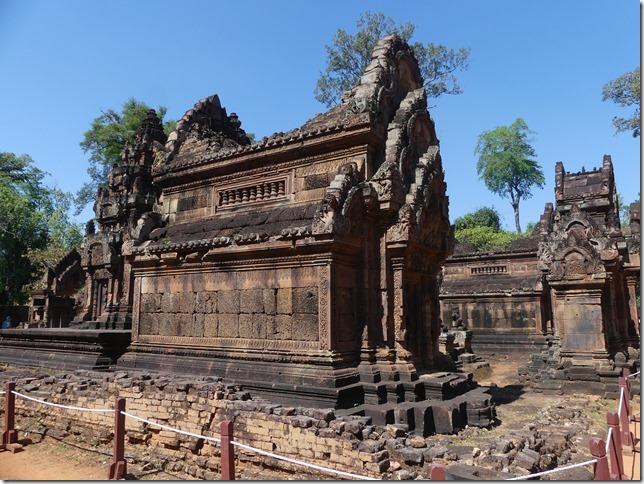 Temples d'Angkor - Banteay Srei (25)