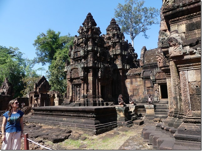 Temples d'Angkor - Banteay Srei (31)