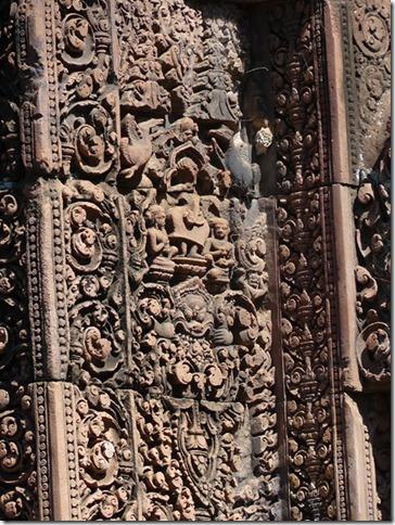 Temples d'Angkor - Banteay Srei (39)