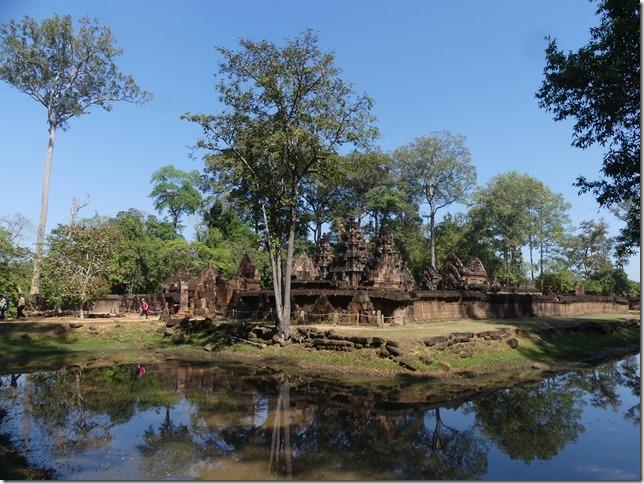 Temples d'Angkor - Banteay Srei (46)