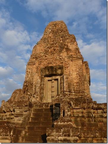 Temples d'Angkor - coucher de soleil au Pre Rup (5)