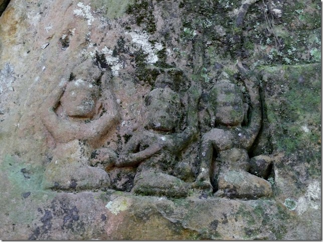 Temples d'Angkor - Kbal Spean (32)