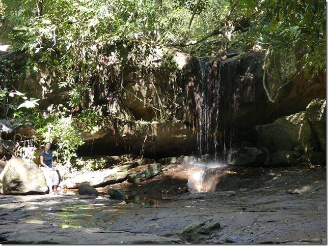 Temples d'Angkor - Kbal Spean (36)