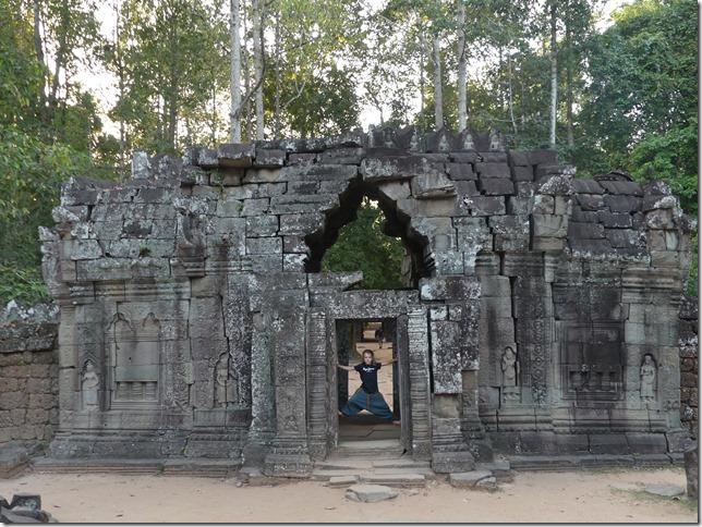 Temples d'Angkor - Prasat Ta Som (1)