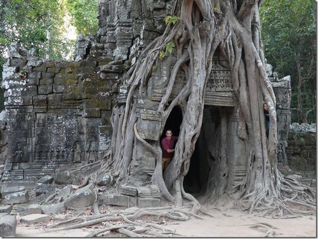 Temples d'Angkor - Prasat Ta Som (8)