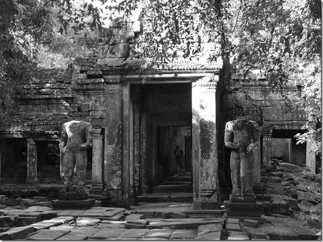 Temples d'Angkor - Preah Khan (52)