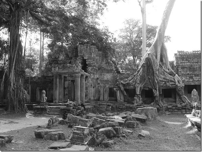 Temples d'Angkor - Preah Khan (7)