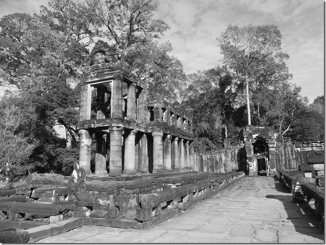 Temples d'Angkor - Preah Khan NB (6)