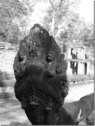 Temples d'Angkor - Preah Khan NB (7)