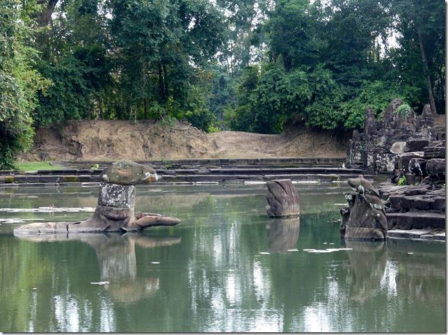 Temples d'Angkor - Preah Neak Pean (11)
