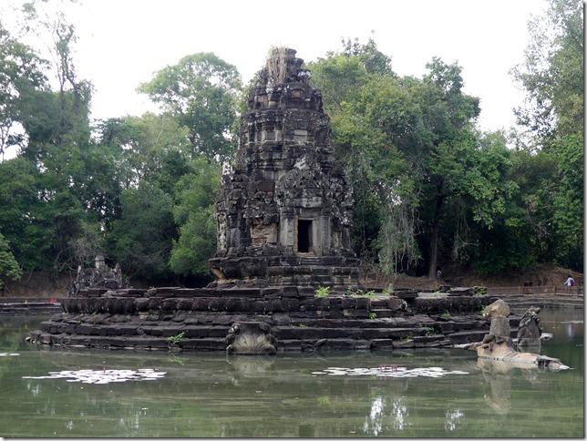 Temples d'Angkor - Preah Neak Pean (9)