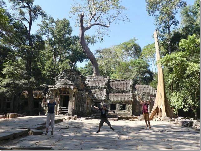 Temples d'Angkor - Ta Prohm (15)