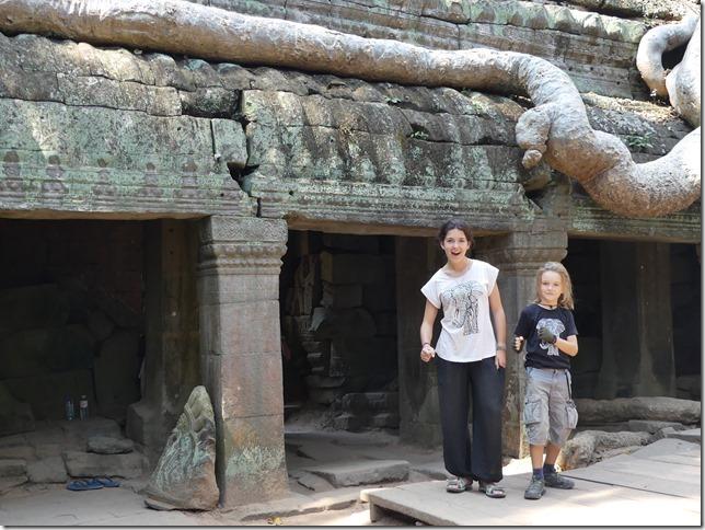 Temples d'Angkor - Ta Prohm (53)
