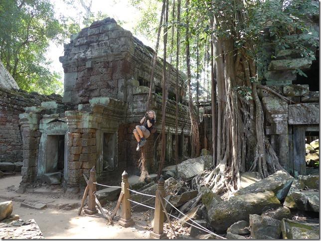Temples d'Angkor - Ta Prohm (79)