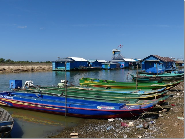 Village flottant Kompong Luong (25)