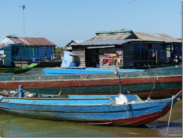 Village flottant Kompong Luong (28)