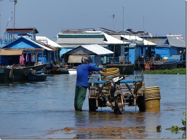 Village flottant Kompong Luong (33)