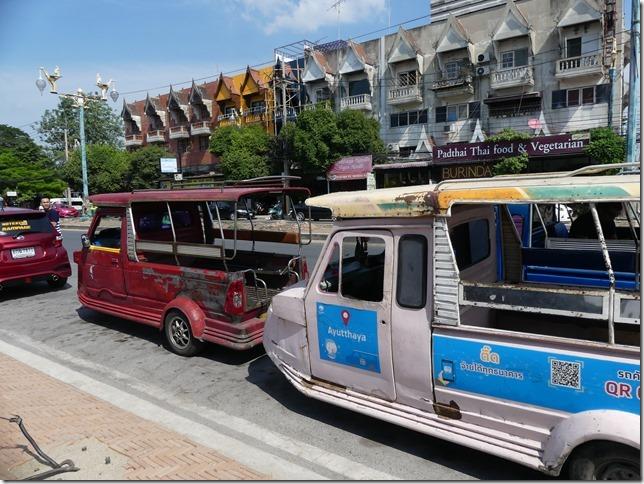 Ayutthaya - tuk-tuk (5)