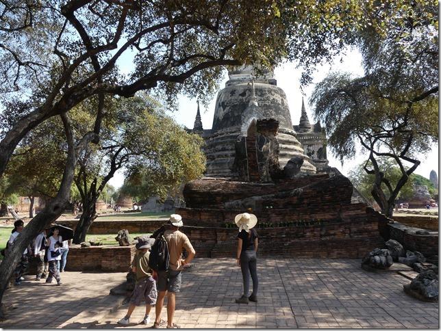 Ayutthayah - temples (51)