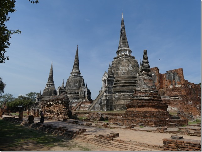 Ayutthayah - temples (60)