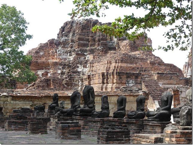 Ayutthayah - temples (78)