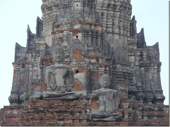 Ayyuthaya - Temples - Wat Chaiwatthanaram (16)