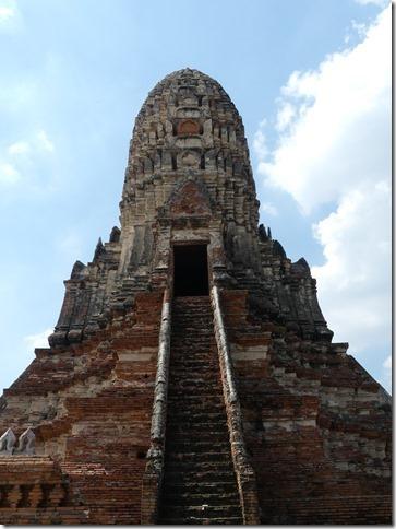 Ayyuthaya - Temples - Wat Chaiwatthanaram (18)