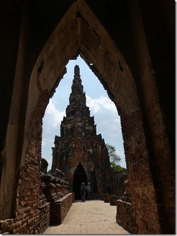 Ayyuthaya - Temples - Wat Chaiwatthanaram (19)
