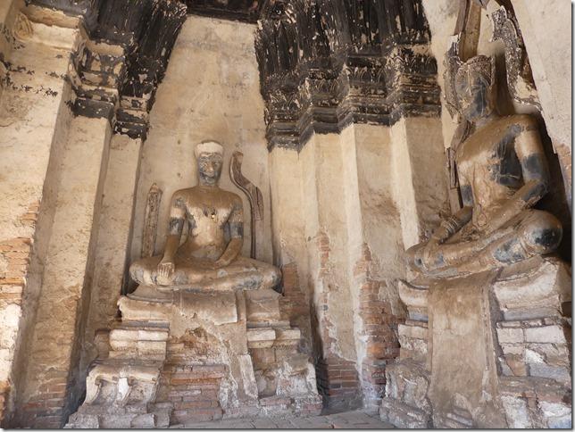 Ayyuthaya - Temples - Wat Chaiwatthanaram (36)