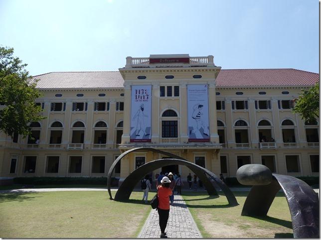 Bangkok - musée du Siam (1)