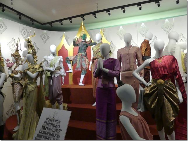 Bangkok - musée du Siam (4)