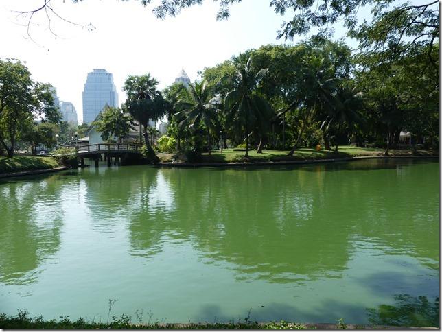 Bangkok - Parc Lumphini (10)